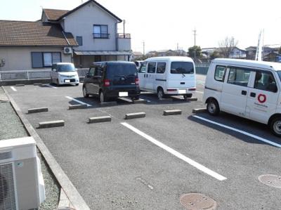 【駐車場】コーポ・サウスウインド