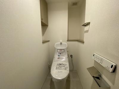 【トイレ】イトーピア中之島パークサイド