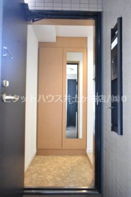 【玄関】ポートハイム第7吉野町