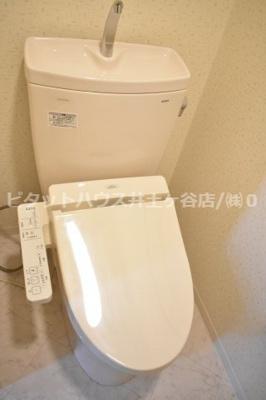 【トイレ】ポートハイム第7吉野町