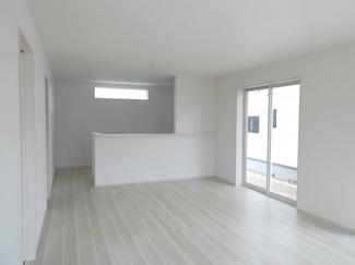 高浜市呉竹町2期新築分譲住宅1号棟写真です。2021年7月撮影