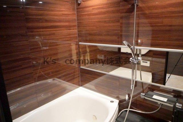 【浴室】藤沢市鵠沼神明 ケルン藤沢205号室 中古マンション