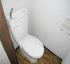 【トイレ】カーサMKⅠ