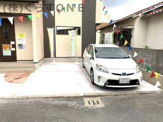 【駐車場】姫路市御立西2丁目/新築戸建
