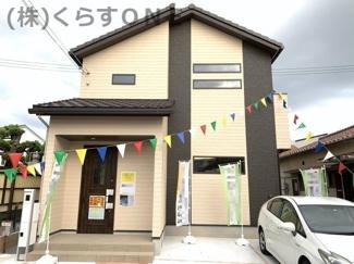 【外観】姫路市御立西2丁目/新築戸建