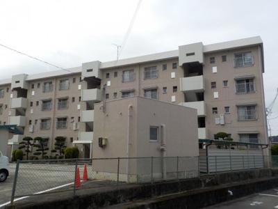 【外観】田上コーポラスC棟