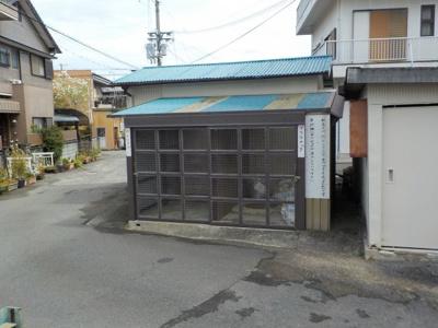 【その他共用部分】田上コーポラスC棟