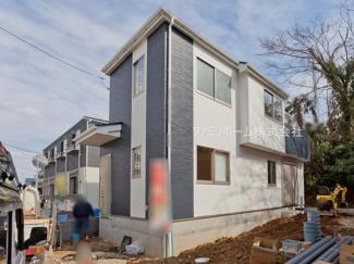 千葉市長作台 新築一戸建