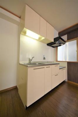 【キッチン】ニュー米谷ビル