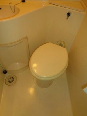 【トイレ】マンション山坂
