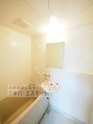 【浴室】アニマジョーネ