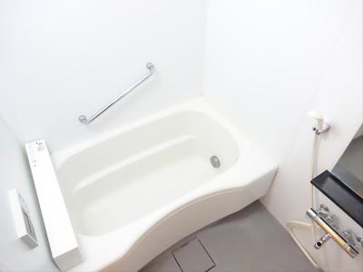【浴室】イーリスコート桜上水