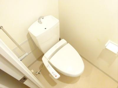 【トイレ】イーリスコート桜上水