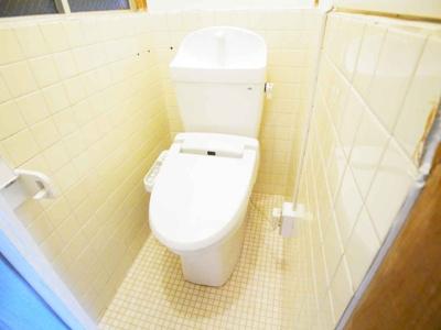 【トイレ】灘区青谷町2丁目 中古戸建て