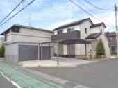 瑞穂市呂久 中古住宅 築7年 リフォーム完了しました。照明・エアコン付き!お車スペース並列4台可能の画像