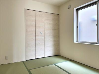 【和室】池田市緑丘2丁目 新築戸建 3号棟