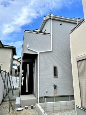 【外観パース】池田市緑丘2丁目 新築戸建 3号棟