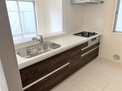 【区画図】池田市緑丘2丁目 新築戸建 2号棟