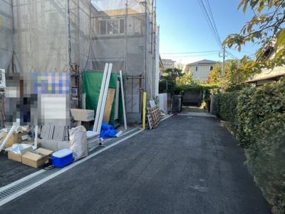 【区画図】池田市緑丘2丁目 新築戸建 1号棟