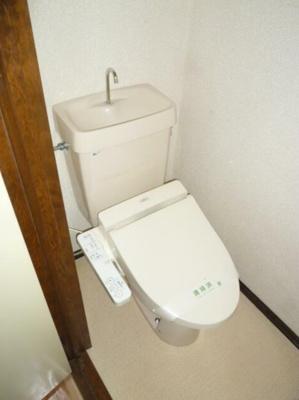 【トイレ】プレステージ赤坂
