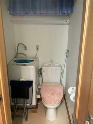 【トイレ】黄金町二丁目レジデンス