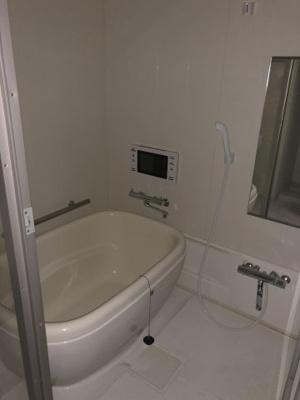 【浴室】エルミタージュ難波南III
