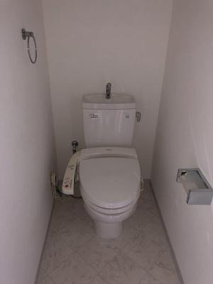【トイレ】エルミタージュ難波南III