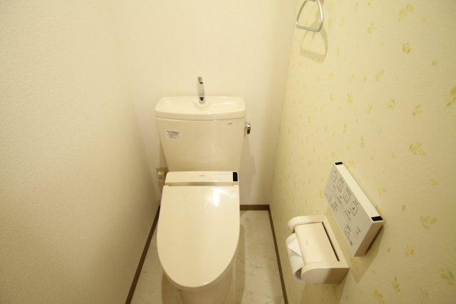 【トイレ】ビーンズ小石川
