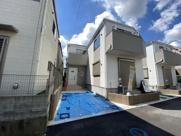 BH/市川市八幡6丁目 全2棟 新築一戸建ての画像