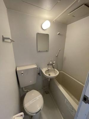 【浴室】ファミール上の宮A棟