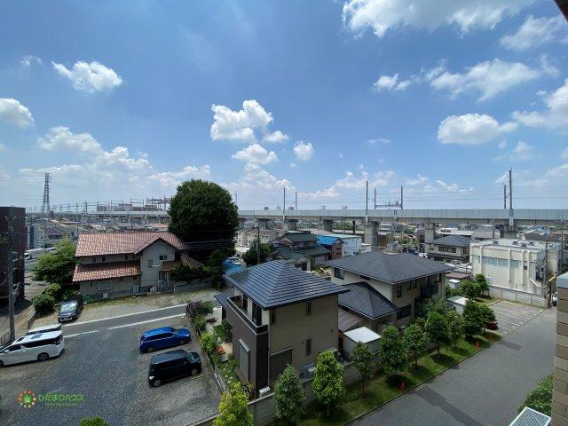 【展望】ローヤルシティ久喜