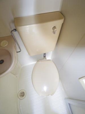【トイレ】第二サンライフ藤
