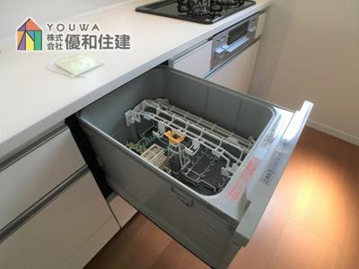 食洗機付き 同社施工例