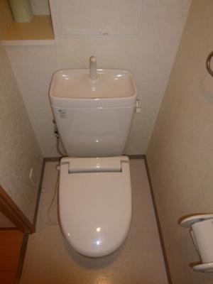 【トイレ】セイント橘
