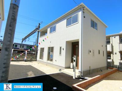 【外観】土浦市湖北第2 新築戸建 6号棟