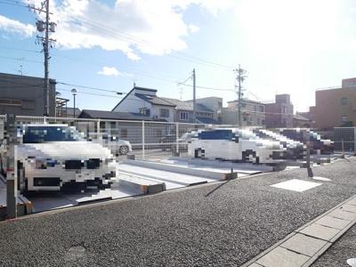 【駐車場】静岡馬渕エンブルコート