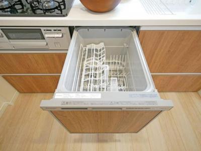 食洗器付きです