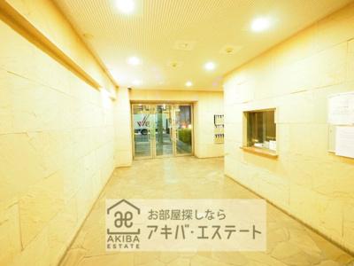 【ロビー】ヴェルステージ吾妻橋