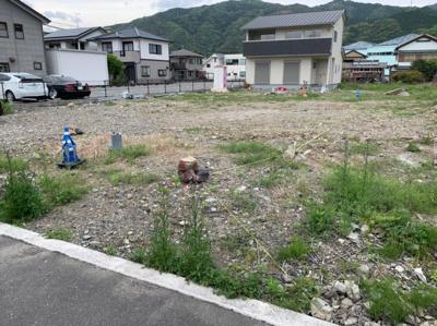 【前面道路含む現地写真】吾川郡いの町波川