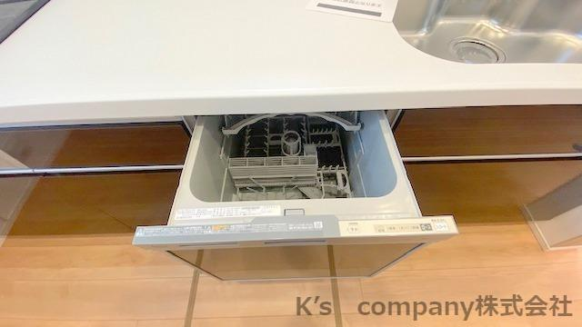 食洗器内蔵