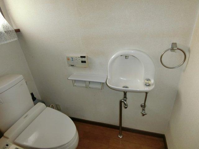 【トイレ】米子市河崎 中古住宅