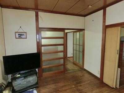 【居間・リビング】米子市河崎 中古住宅
