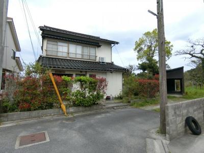 【外観】米子市河崎 中古住宅