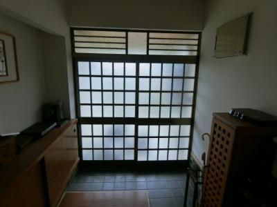 【玄関】米子市河崎 中古住宅