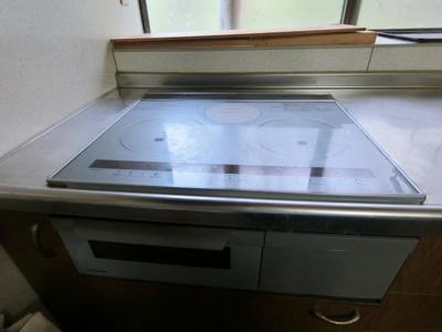 【キッチン】米子市河崎 中古住宅