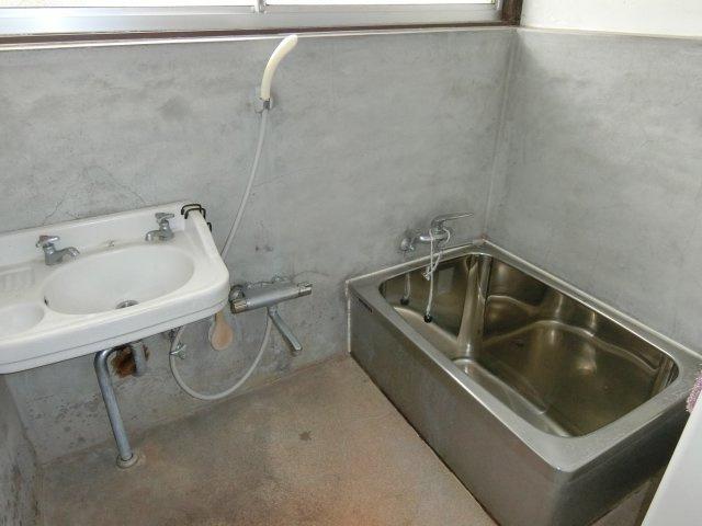 【浴室】米子市河崎 中古住宅