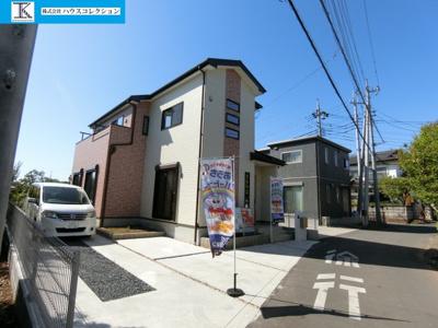【外観】土浦市乙戸19-P1 新築戸建