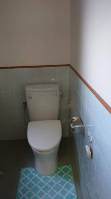 【トイレ】平岡町一色西の本格和風住宅