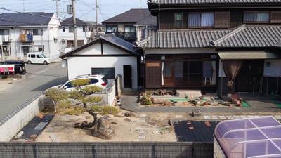 【庭】平岡町一色西の本格和風住宅