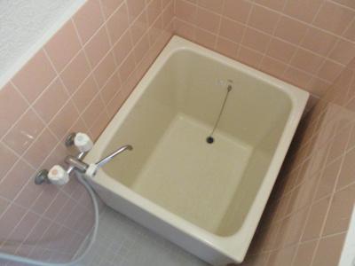 【浴室】豊グランドハイツ